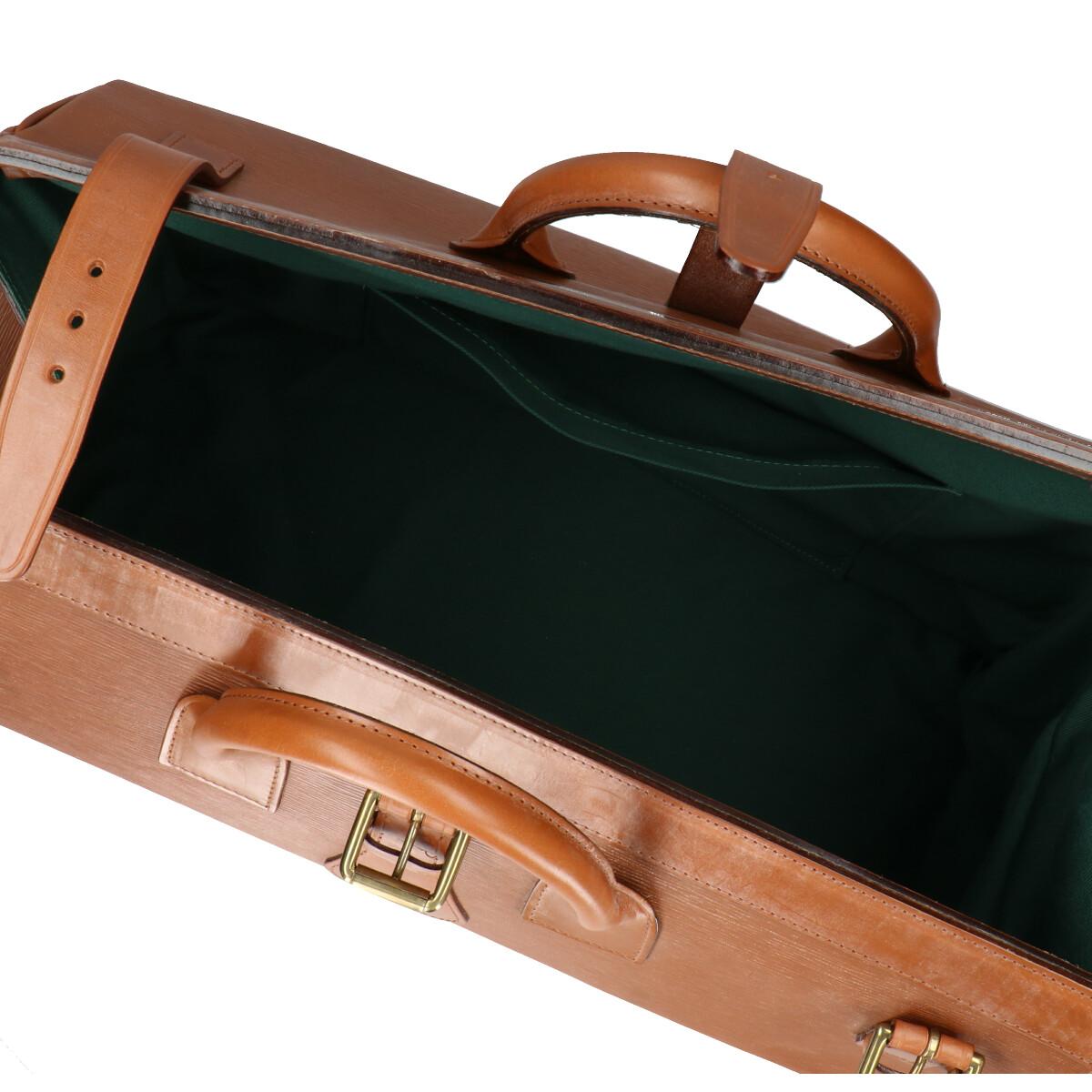 RRL ダブルアールエル Saddle Bridle Leather Oversized Doctor's Duffle Bag ブライドルレザー ベルト付 ダッフルボストンバッグ ブラウン メンズnXw08PkO