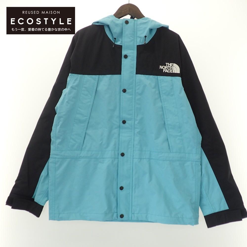 THE NORTH 品質保証 FACE ノースフェイス 国内正規 日本最大級の品揃え NP11834 ブルー系 メンズ XL ジャケット 中古 マウンテンライト