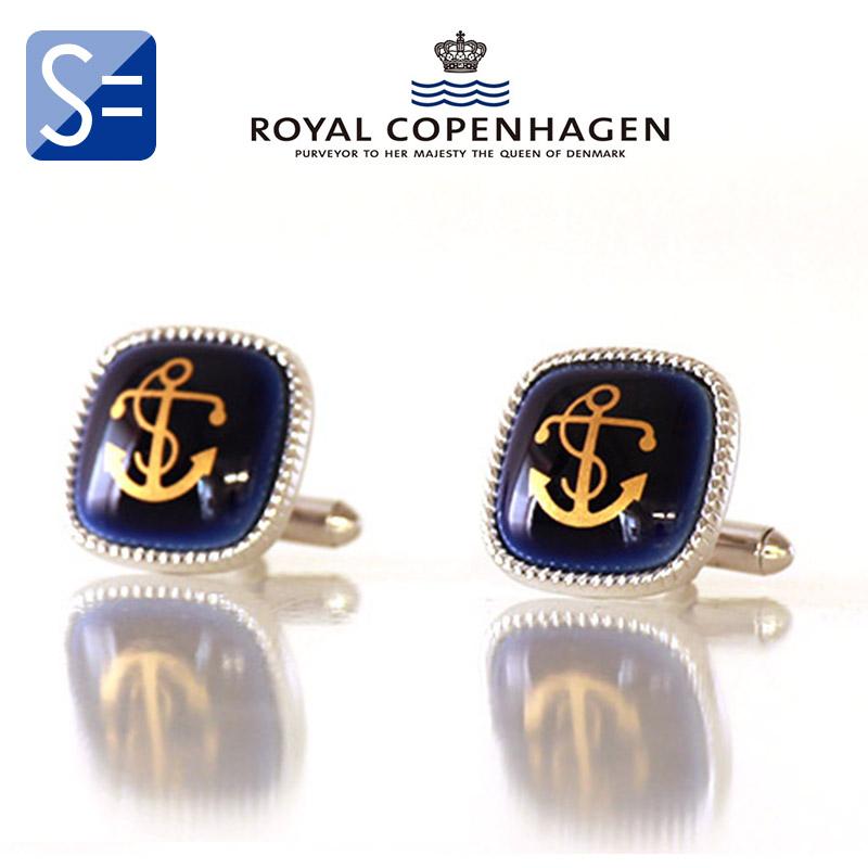 カフス ブランド スワンク SWANK × ロイヤルコペンハーゲン ROYAL COPENHAGEN カフス R07-118