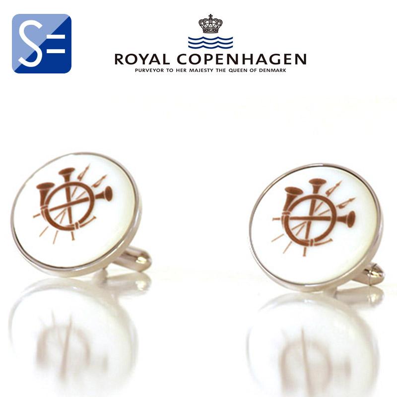 カフス ブランド スワンク SWANK × ロイヤルコペンハーゲン ROYAL COPENHAGEN カフス R07-121