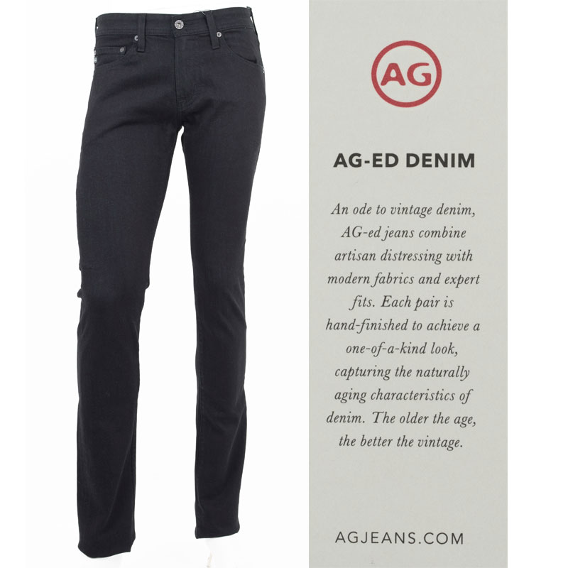 AG Jeans|エージージーンズ TELLIS(NOMAD) スリムテーパード AG1783UBL BKB(AG1191) ジーンズ