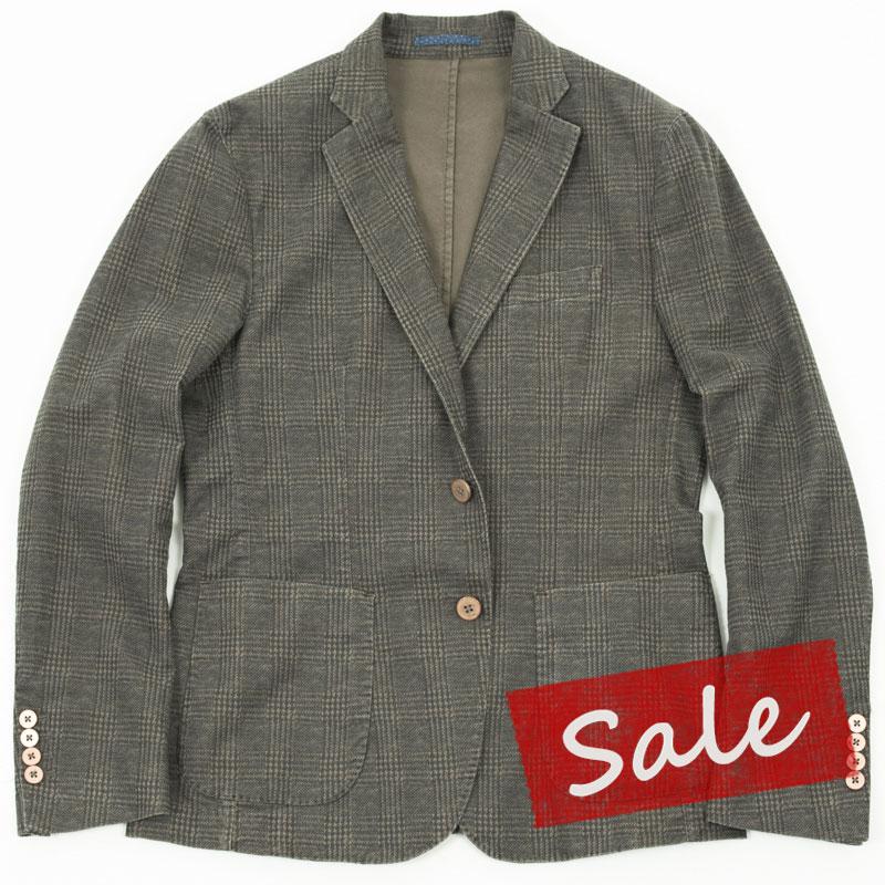 Barashan | vartian 弹力棉两个按钮补丁口袋夹克