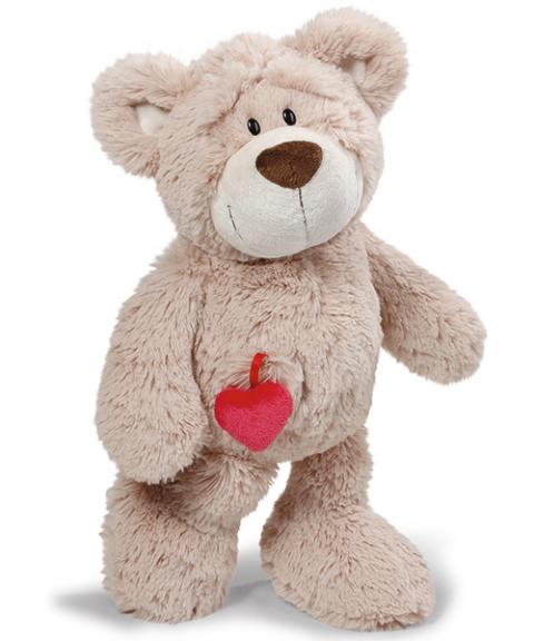 NICI(ニキ)【正規商品】ラブベア 120cm ぬいぐるみ 特大 誕生日 プレゼント 彼女 友達 女の子 インスタ映え オシャレ インテリア テディベア くま 熊 クマ かわいい 大きいぬいぐるみ おおきめ BIGサイズ
