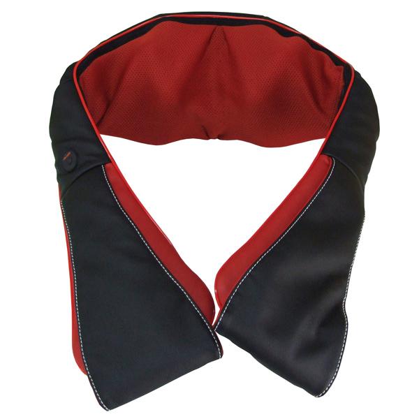 【代引不可】ネックマッサー も~む 首や腰、肩など好きな場所をもみマッサージ。 ポータブルマッサージ器