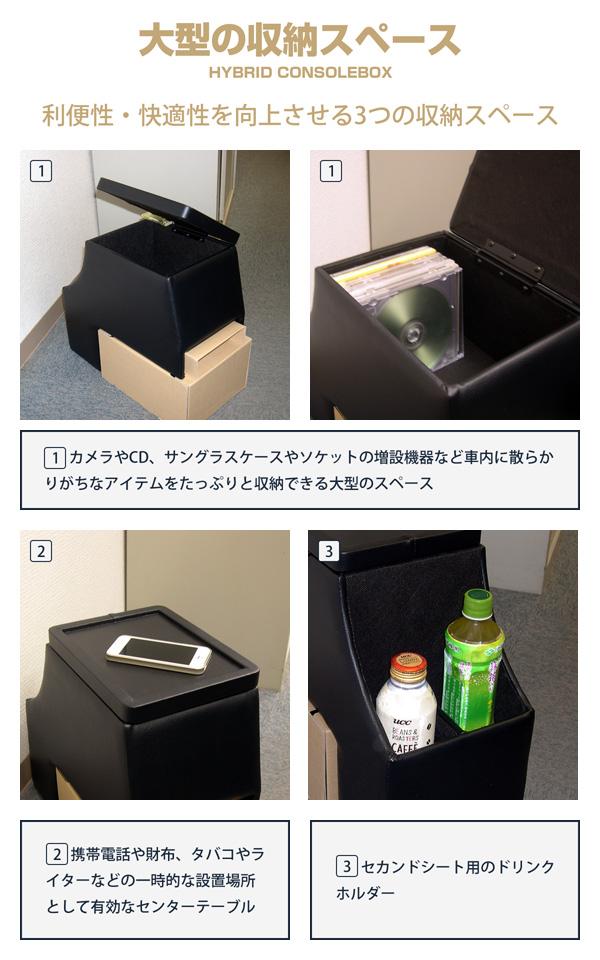 日本丰田 (丰田) 80 诺亚 / Voxy、 esquire 》 混合车控制台箱饮料持有人中心表 ZRR80 ZWR80