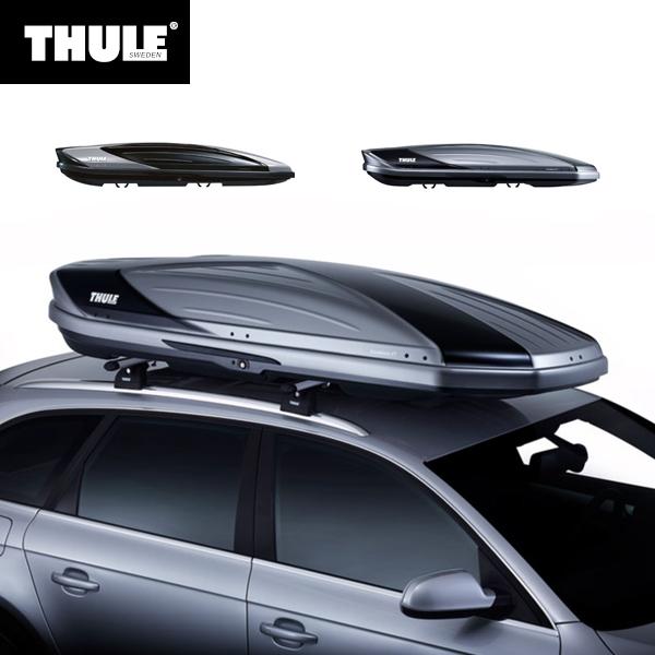 (Thule) Thule roof box Excellence XT (Excellence XT) gloss black / gross Titan TH6119-6/TH6119-7 Jet back roof carrier  sc 1 st  Rakuten & stylemarket | Rakuten Global Market: (Thule) Thule roof box ...