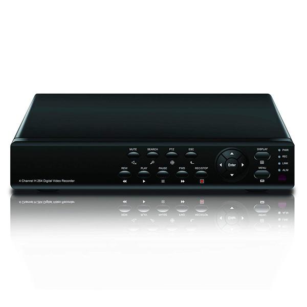 【送料無料※沖縄除く】NEXTEC(ネクステック) 監視カメラ(セキュリティカメラ・防犯カメラ)対応 500GB デジタルビデオレコーダー NX-D500R
