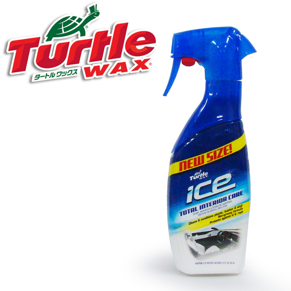 Turtle Wax Ice Interior Cleaner Review