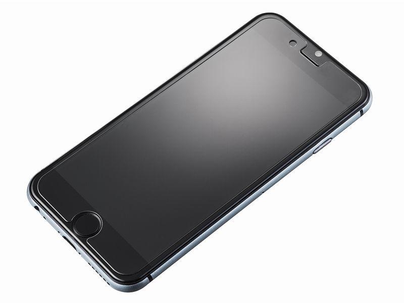 グラマスによるiPhone 6 Plus 6s 5.5インチ 用プロテクションガラスのスタンダードタイプ 送料無料 0.33mm 9H iPhone 25%OFF by GRAMAS 超硬度強化ガラス製液晶保護フィルム EXTRA 激安格安割引情報満載
