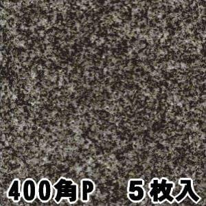 インパラブラック 黒御影石 本磨き 400角 5枚入 販売 御影石材 内装 外装 御影 石 13mm厚 送料無料 送料込み