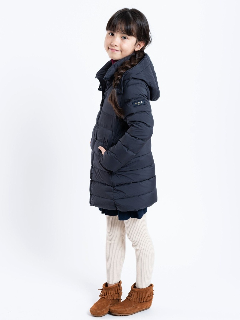 SHIPS KIDS TATRAS:LAVIS(110~130cm) シップス コート/ジャケット カバーオール ネイビー ベージュ【送料無料】