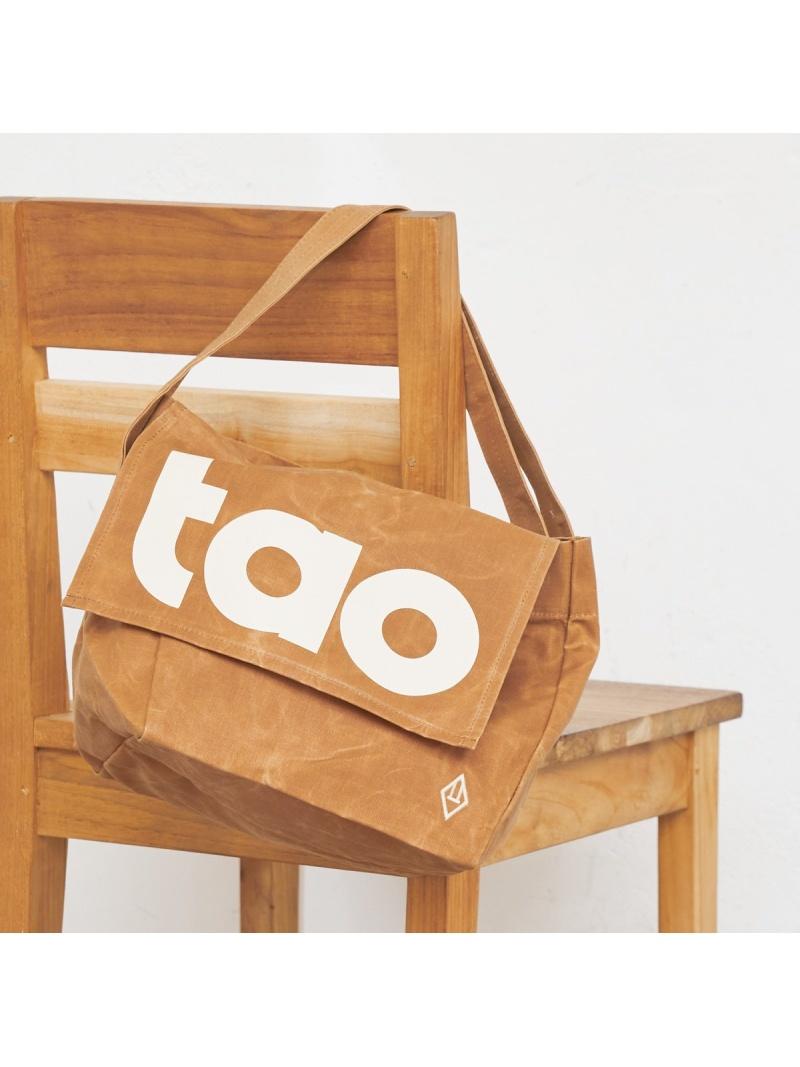 BONbazaar 日本メーカー新品 キッズ バッグ ボンバザール TAO 期間限定お試し価格 メッセンジャーバッグ レッド MESSENGER トートバッグ BAG 送料無料
