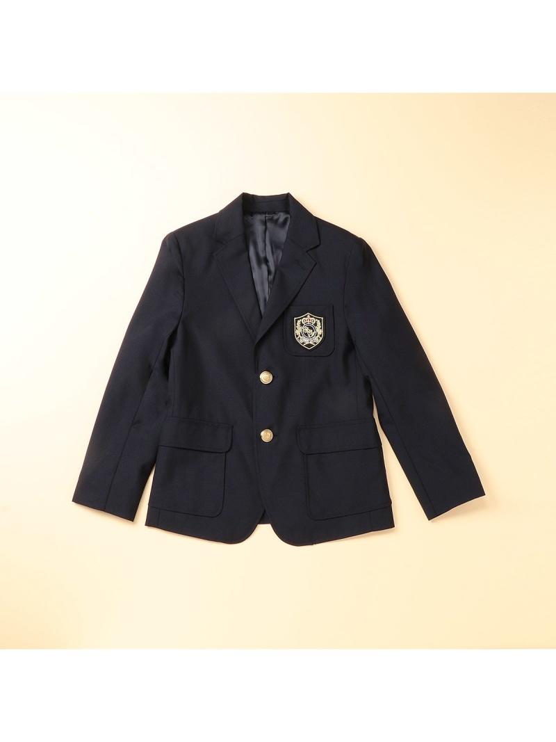 COMME CA ISM 男の子用紺ブレ(140ー160cm) コムサイズム コート/ジャケット【送料無料】