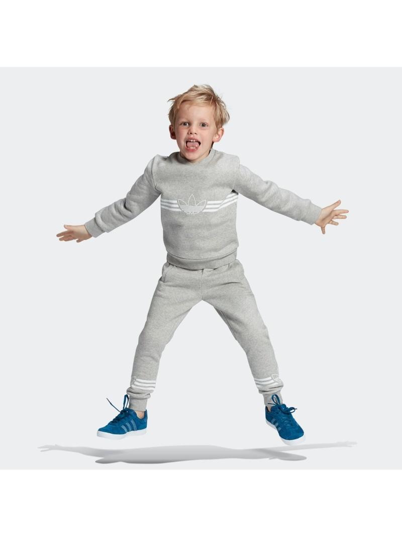 adidas Originals OUTLINE CREW アディダス カットソー スウェット【送料無料】
