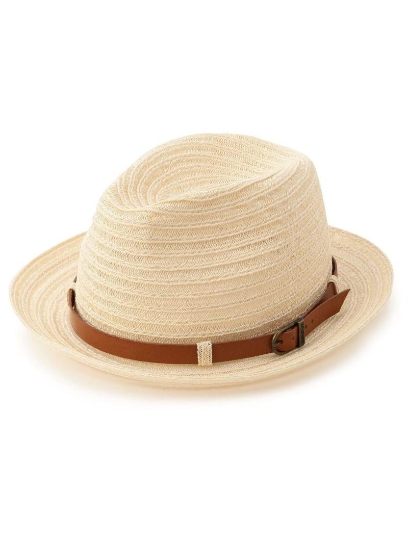 SHIPS KIDS GREVI:ベルトハット シップス 帽子/ヘア小物 ニット帽/ビーニー ブラウン【送料無料】
