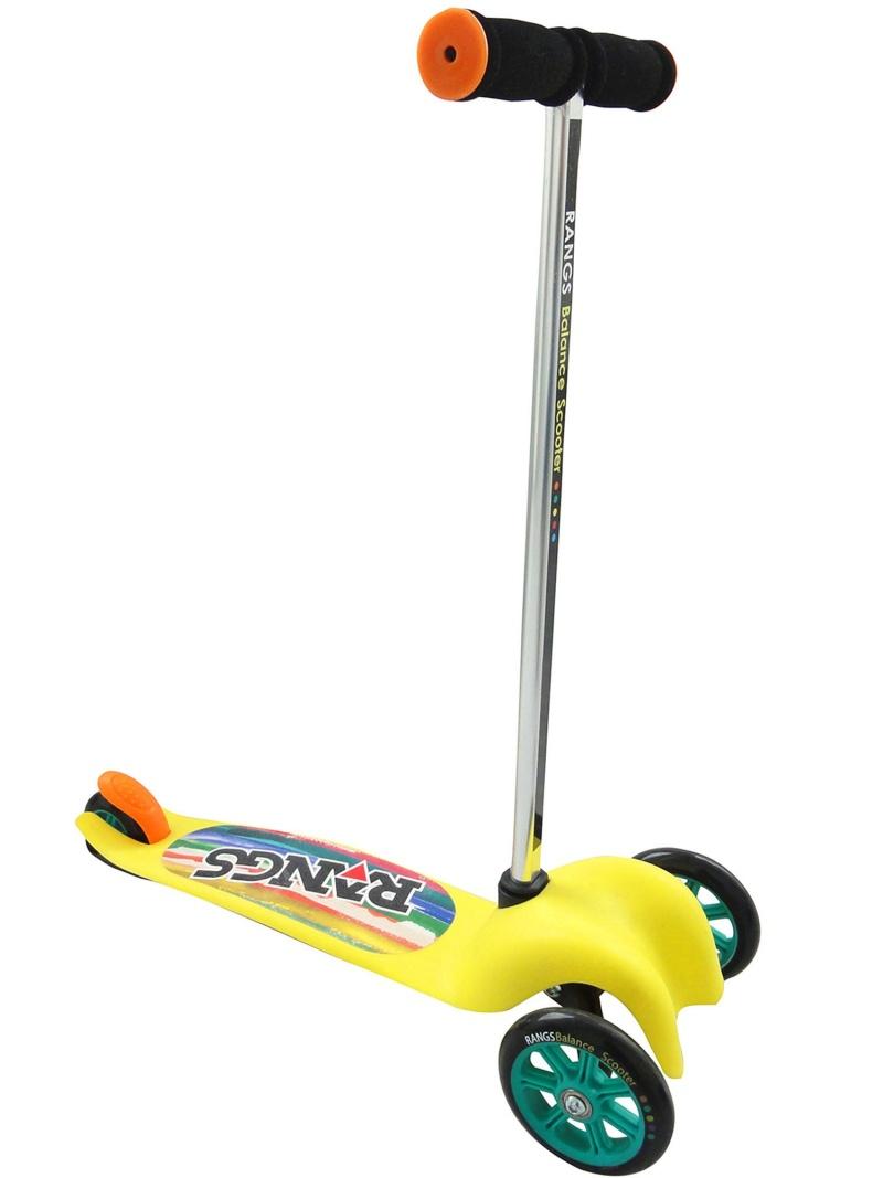 RANGS Scooter RANGS Scooter/(K)バランススクーター ラングスジャパン 生活雑貨 トーイ/ホビー イエロー【送料無料】