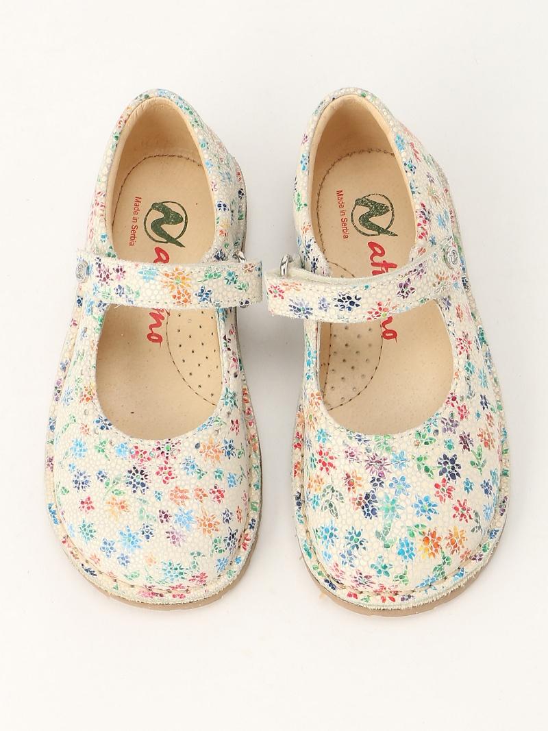 Choose Your セール品 Shoes キッズ シューズ チューズユアシューズ Naturino SALE 出荷 35%OFF ナチュリーノ 送料無料 9913 RBA_E キッズシューズ ストラップ レザー フラットシューズ グリーン ベージュ レッド
