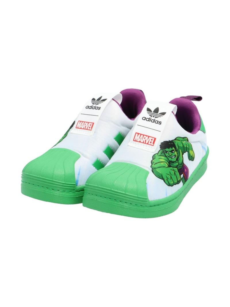 adidas キッズ シューズ アディダス adidas Originals 【SALE/50%OFF】adidas Originals (K)SST 360 C アディダス シューズ キッズシューズ グリーン ブルー ホワイト【RBA_E】