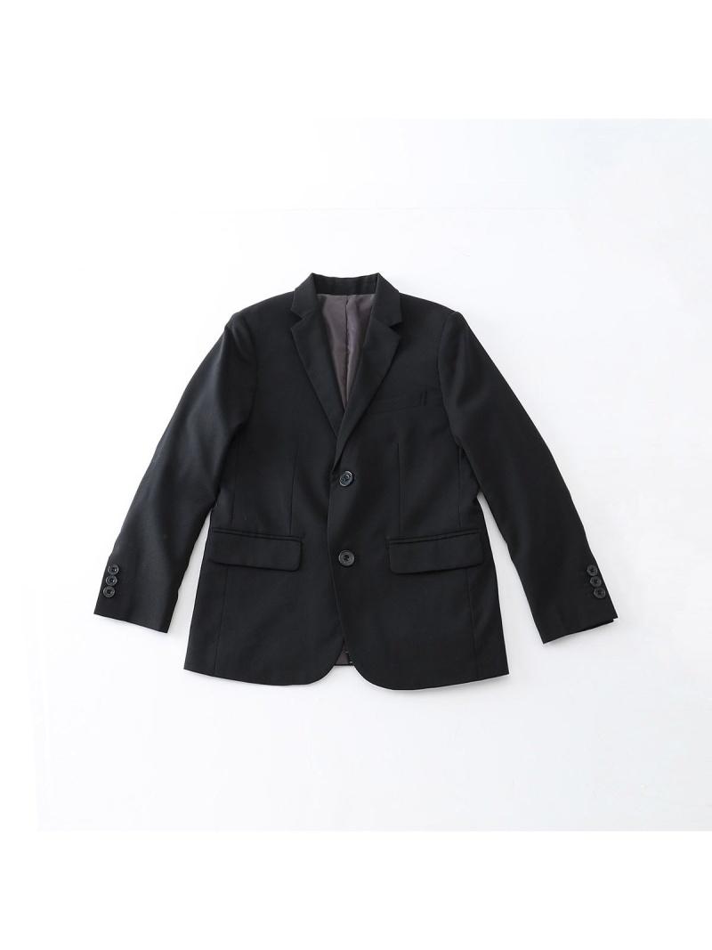 COMME CA ISM セットアップジャケット(140cm~160cm) コムサイズム ビジネス/フォーマル セットアップスーツ ブラック【送料無料】