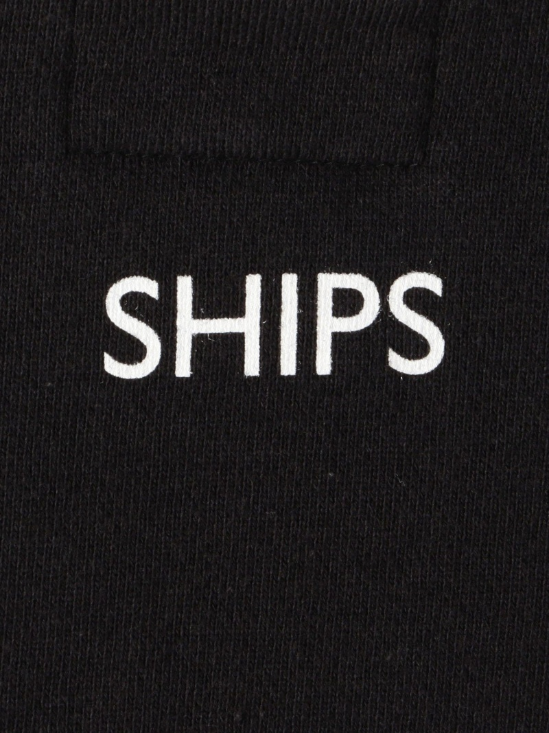 SALE 30 OFF SHIPS KIDS SUNNYSPORTSSHIPSKIDS別注 プリントスウェット ブラック80Nmnw