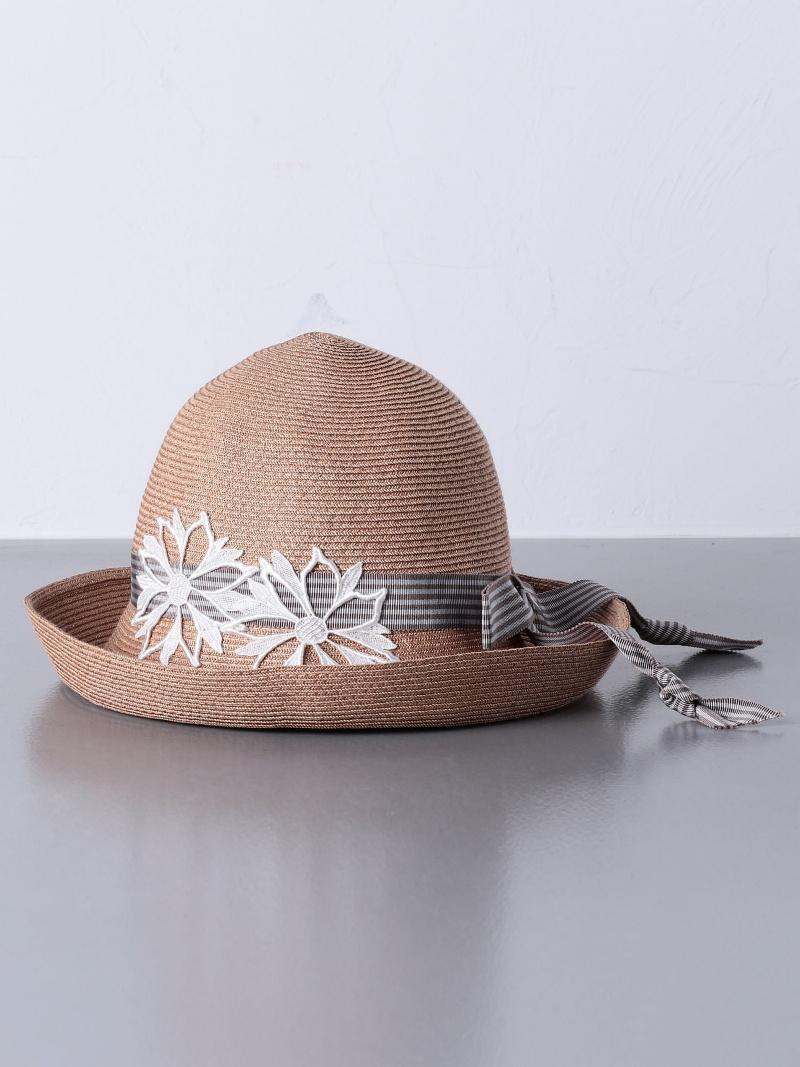 UNITED ARROWS <Athena New York(アシーナ ニューヨーク)>Sunny Lace Ribbon ハット ユナイテッドアローズ 帽子/ヘア小物【送料無料】