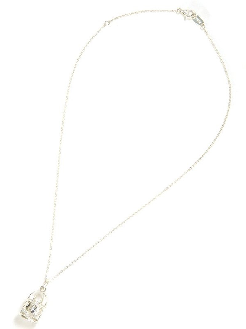 【SALE/40%OFF】SILAS GOOSE CAGE NECKLACE サイラス アクセサリー【RBA_S】【RBA_E】【送料無料】