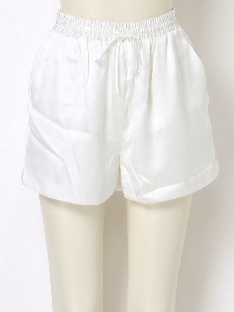 EMODA [奥特莱斯] 只是西方运行短裤阿莫杜裤子 / 牛仔裤