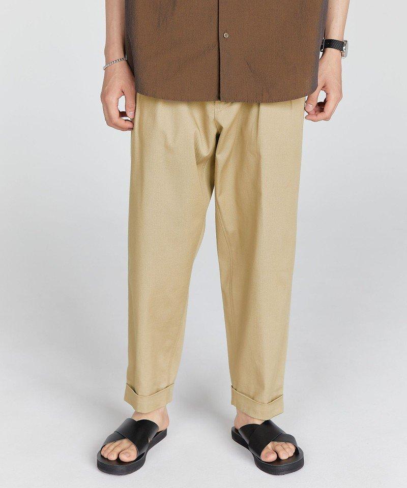 WEB限定 サンニ-ワークス 3 2 WORKS GLR 2P チノ パンツ 2020, 限定セール