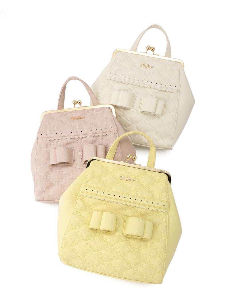 LIZ LISA小钱包绗缝包LIZ LISA包