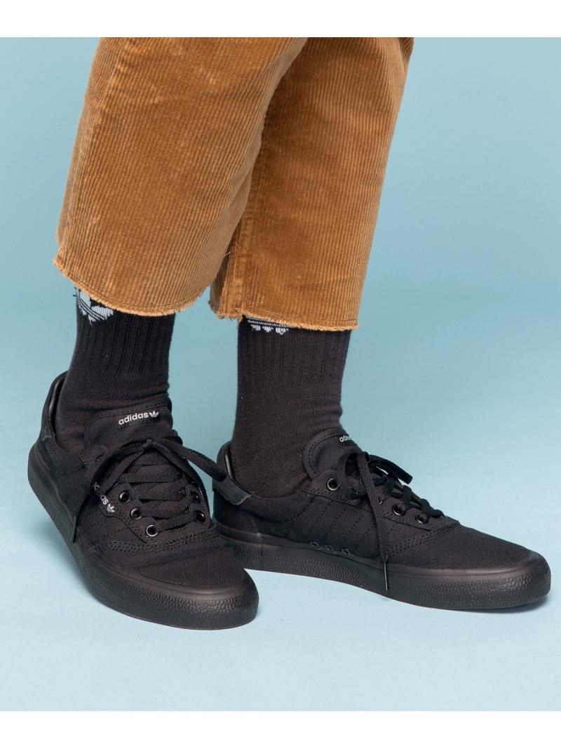 adidas Originals スリーエムシー [3MC] アディダス スケートボーディング アディダス シューズ スニーカー/スリッポン ブラック【送料無料】
