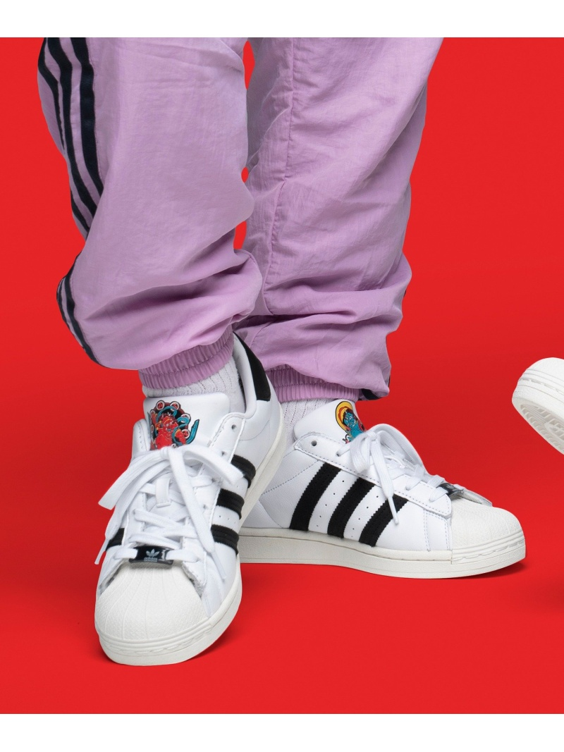 【SALE/52%OFF】adidas Originals スーパースター [SUPERSTAR] アディダスオリジナルス アディダス シューズ スニーカー/スリッポン ホワイト【送料無料】