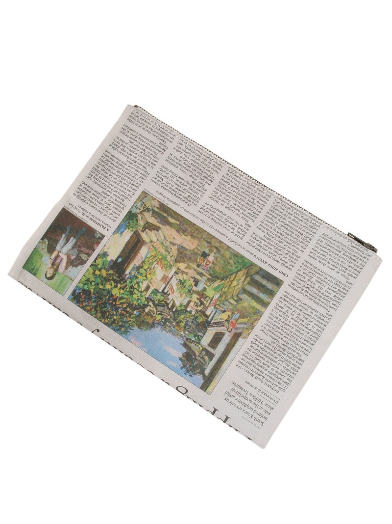 MATATABI Paper Clutch Bag S Size tokinguabautojiabusutorakushon