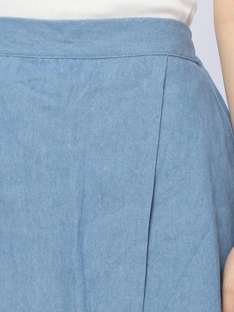 WEGO (L) 梯形圈挨在维哥裤子 / 牛仔裤