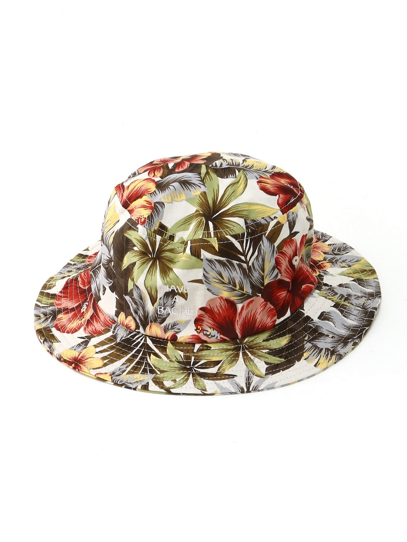 RAGEBLUE嘎勒吊桶HAT花环二蓝色帽子/毛小东西