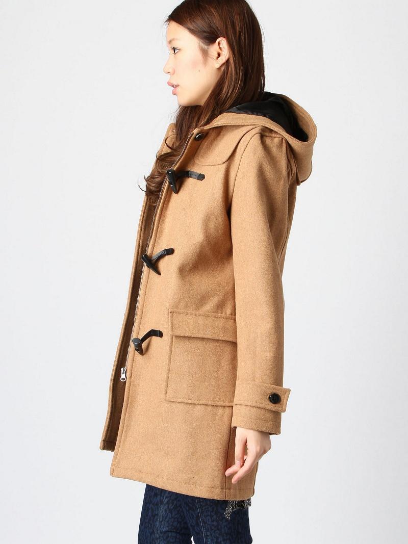 GIORDANO(L)麦尔登粗呢短大衣乔丹努大衣/茄克