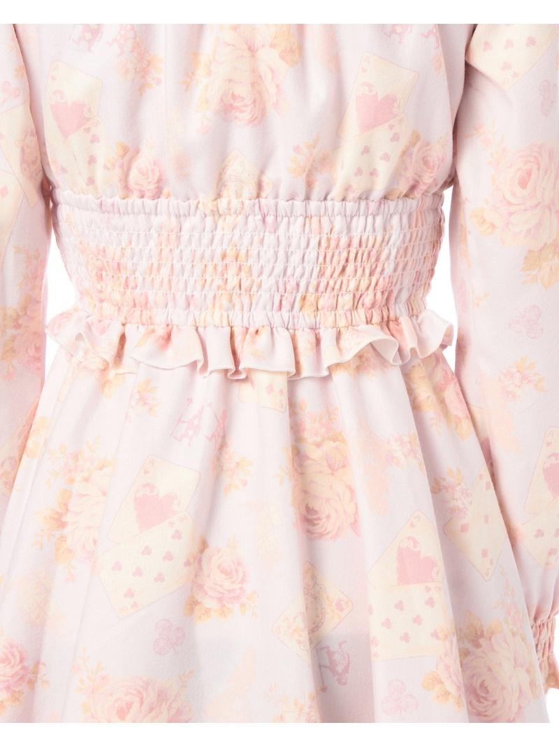 LIZ LISA ☆ 15 周年 ☆ 仙境一片 Liz 礼服