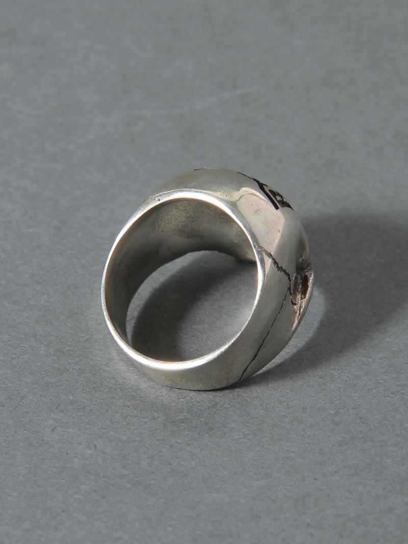 赏金猎人赏金猎人的 BxH 狗状态骷髅小指戒指