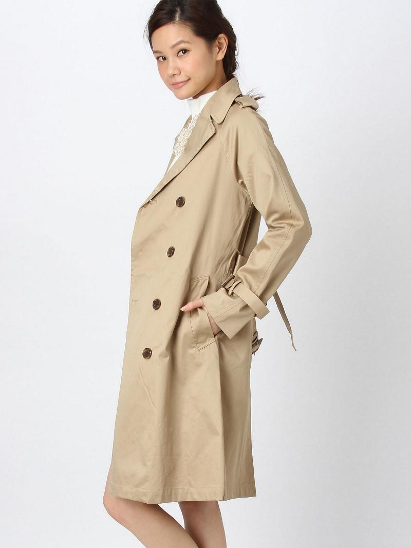 劳里斯农场风衣长到利用外套 / 夹克