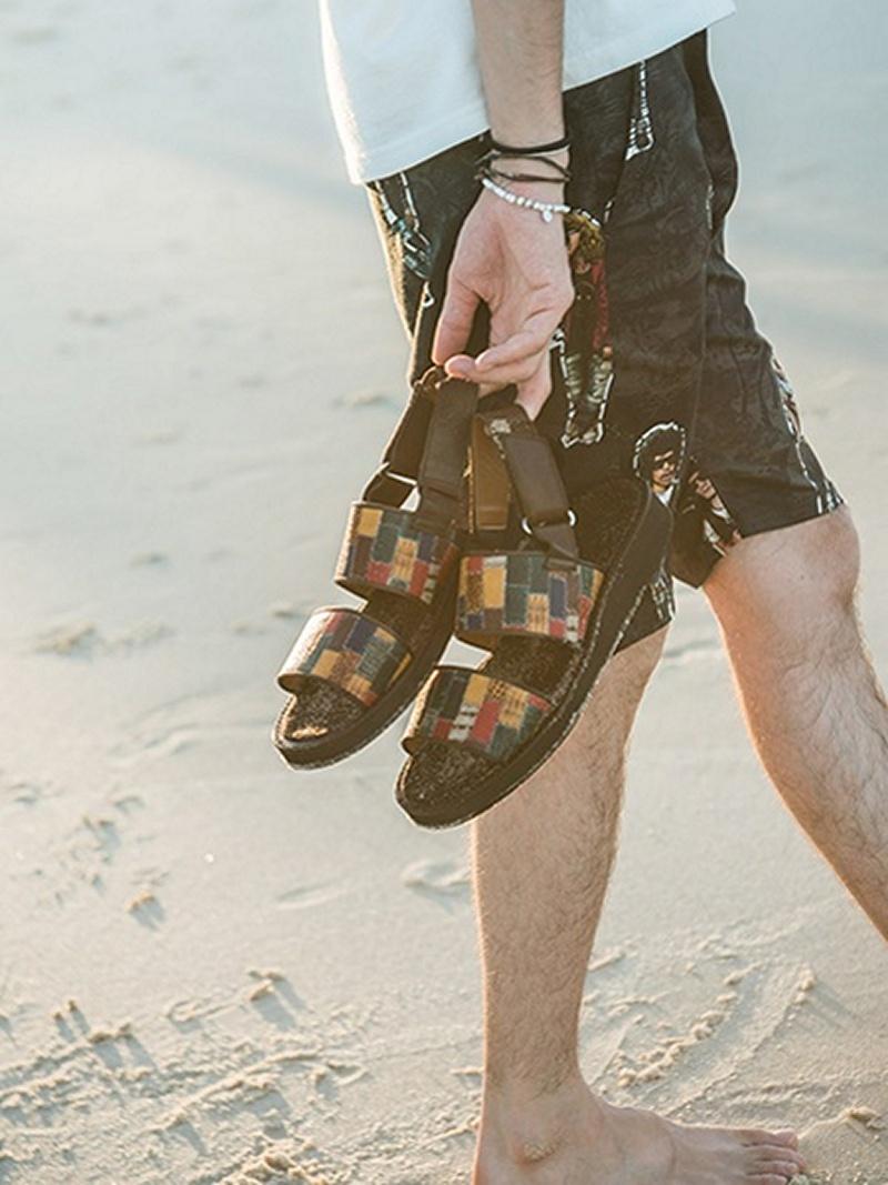 glamb Gaudy sandals克*
