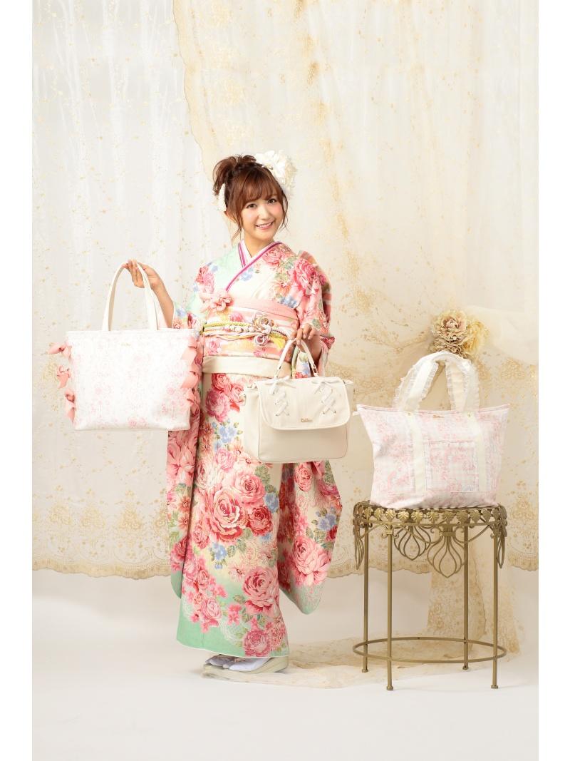 LIZ LISA ¥ 5,000 袋 3 方式花边回甜设置 LIZ LISA 莉斯