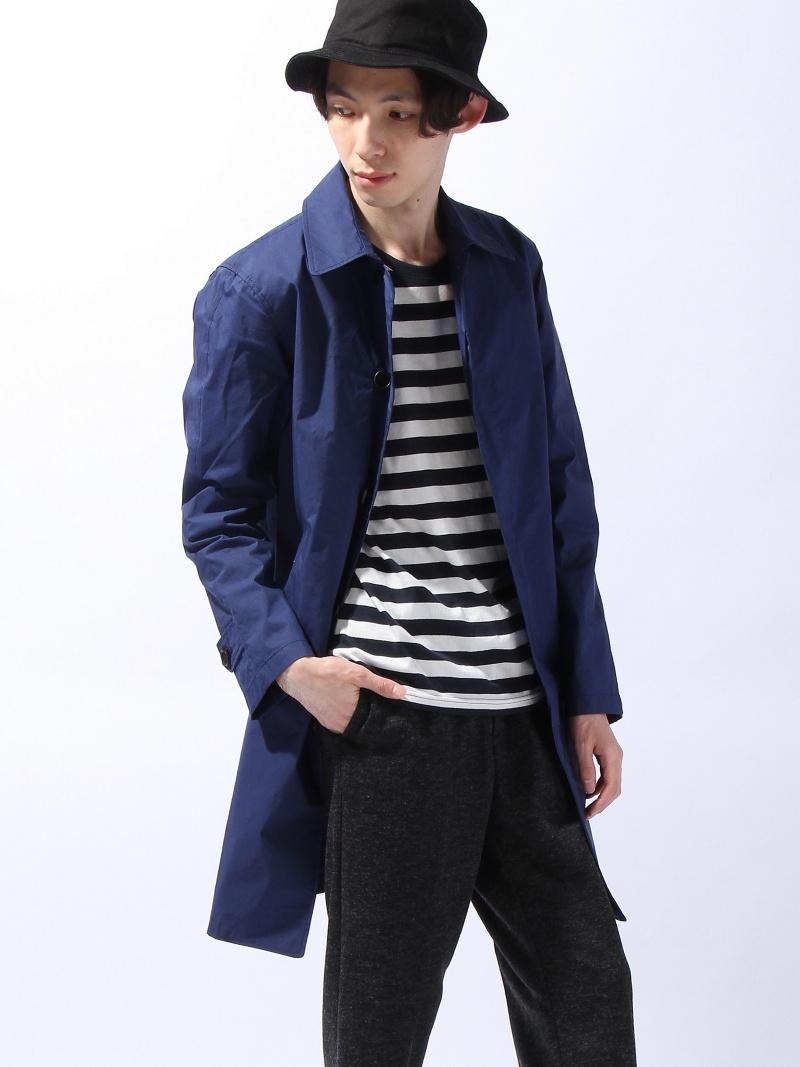 VOTE MAKE NEW CLOTHES INDIGO LONG COAT votomeikunyukurozukoto/茄克