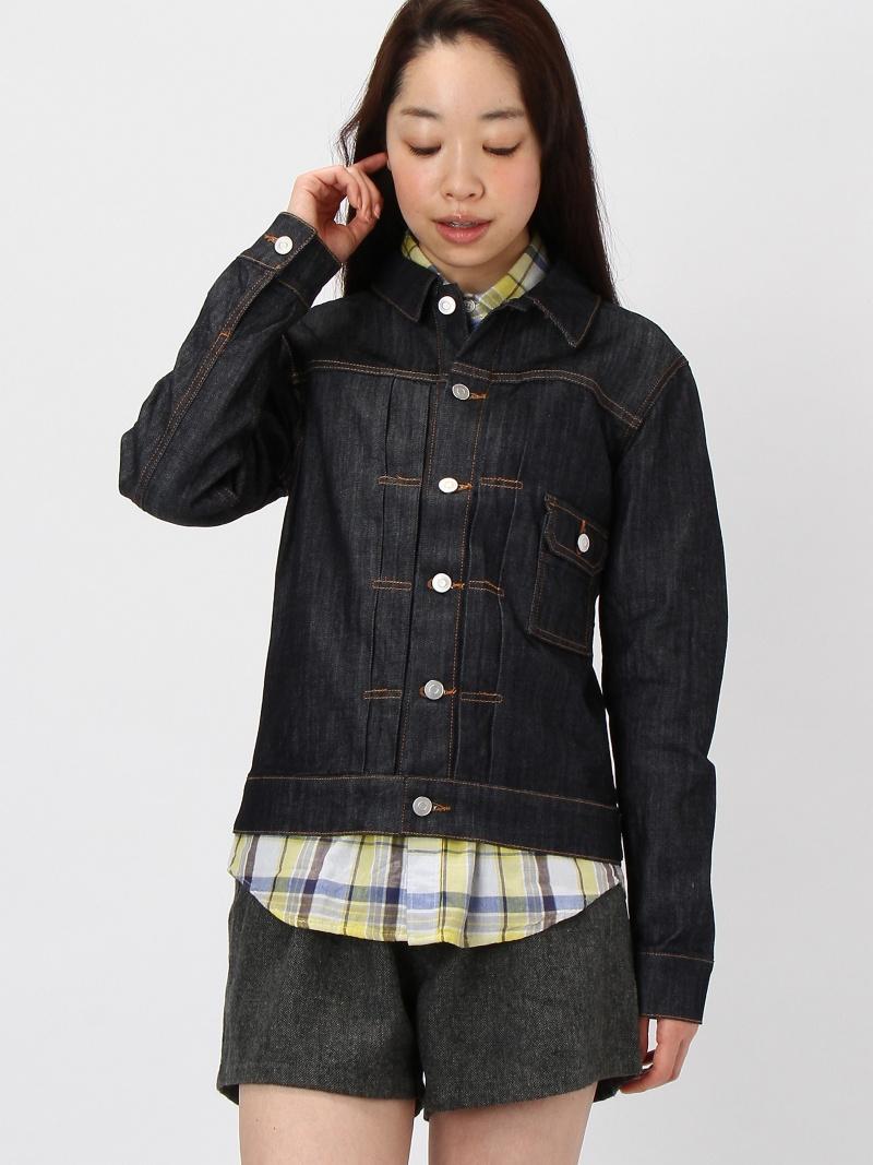WEGO日本纤维粗斜纹布JKT我们前进大衣/茄克