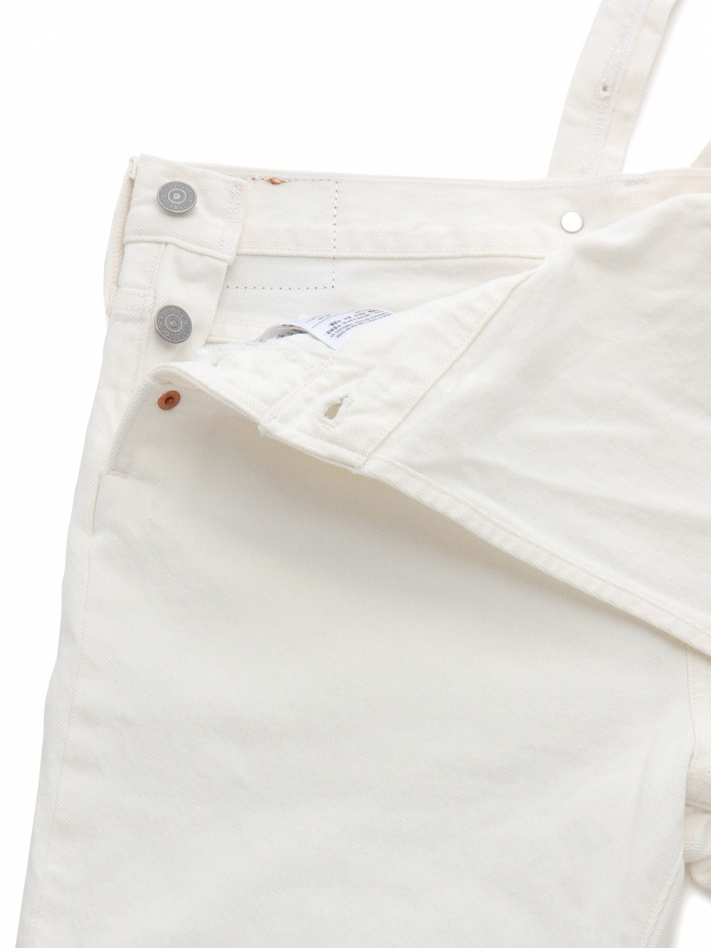 Levi's连裤工作服/白领李维斯裤子/牛仔裤