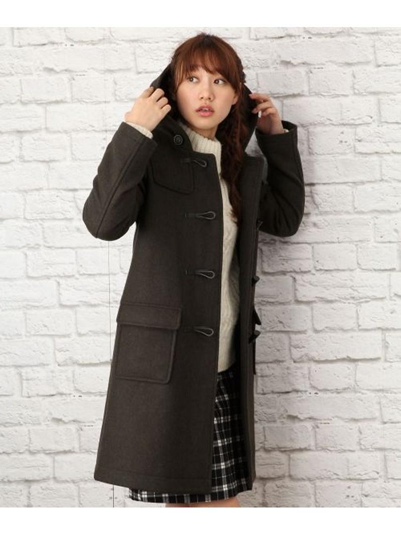 劳里斯农场长粗呢大衣 2 利用外套/夹克