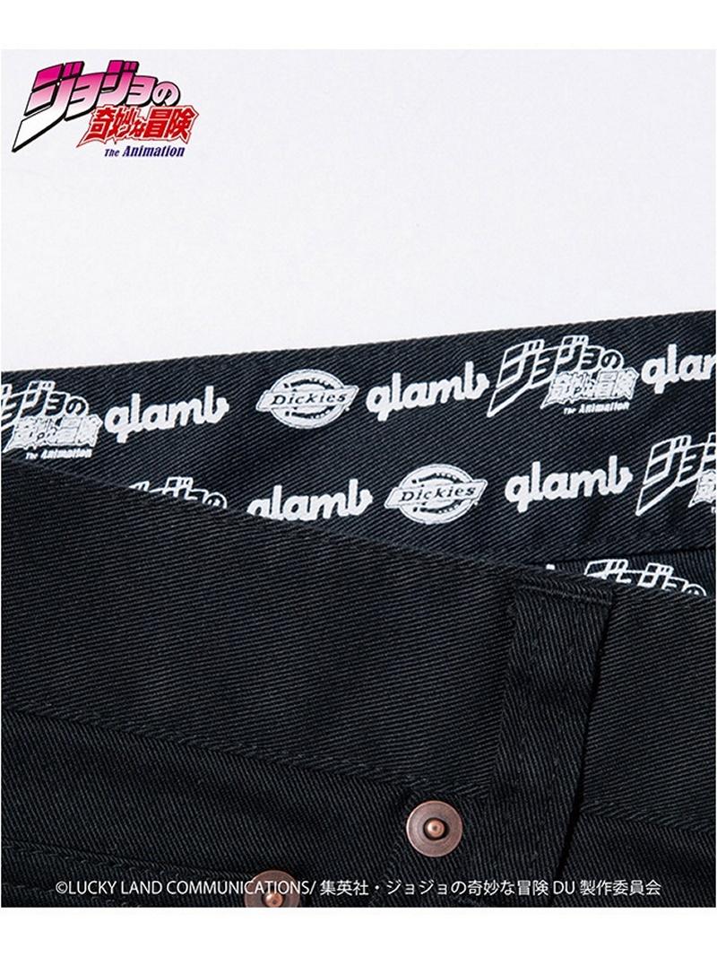 glamb [strange adventure of ジョジョ] JOJO Dickies pants gram underwear / jeans