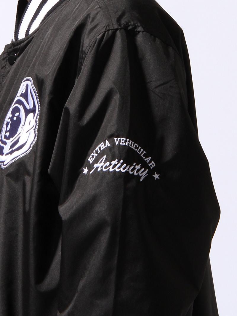 BILLIONAIRE BOYS CLUB MAJESTIC RUSSO COACH JACKET亿万富翁男孩俱乐部
