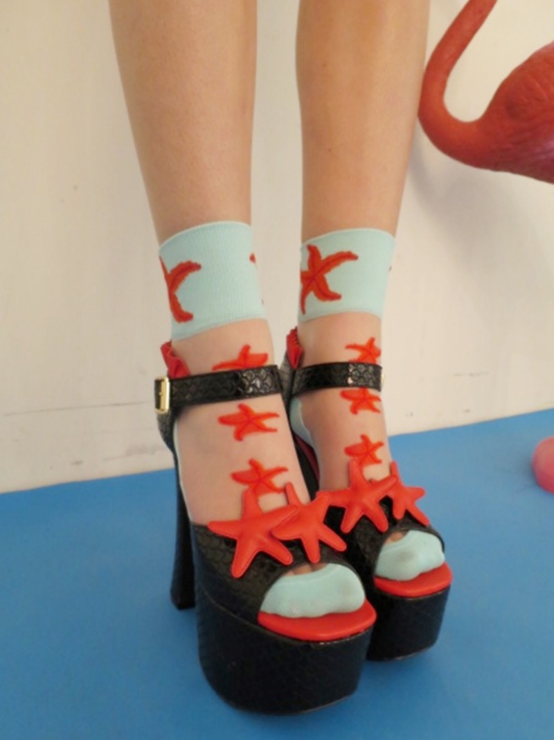 Pameopurs PAMEO 构成 MARMAID 凉鞋鞋