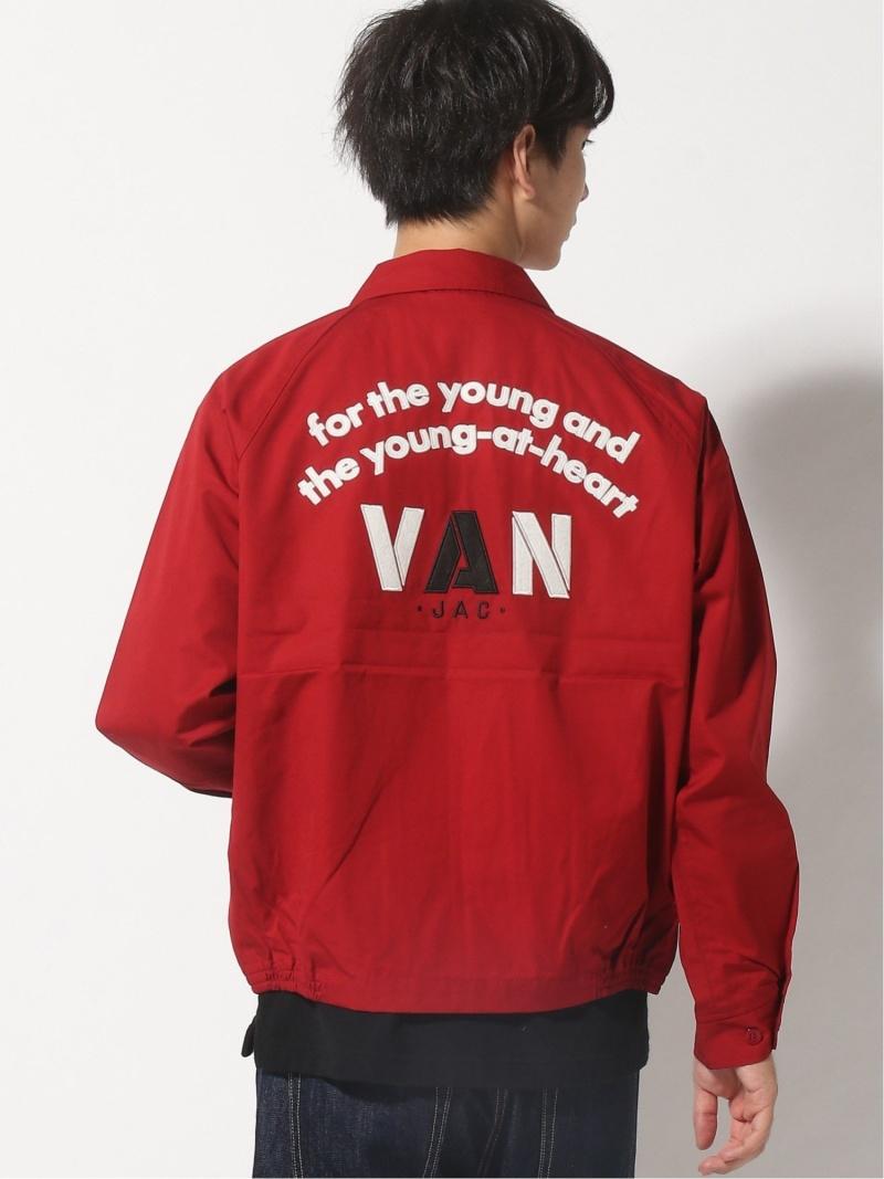 VAN(ヴァン)「スウィングトップ バックロゴ」