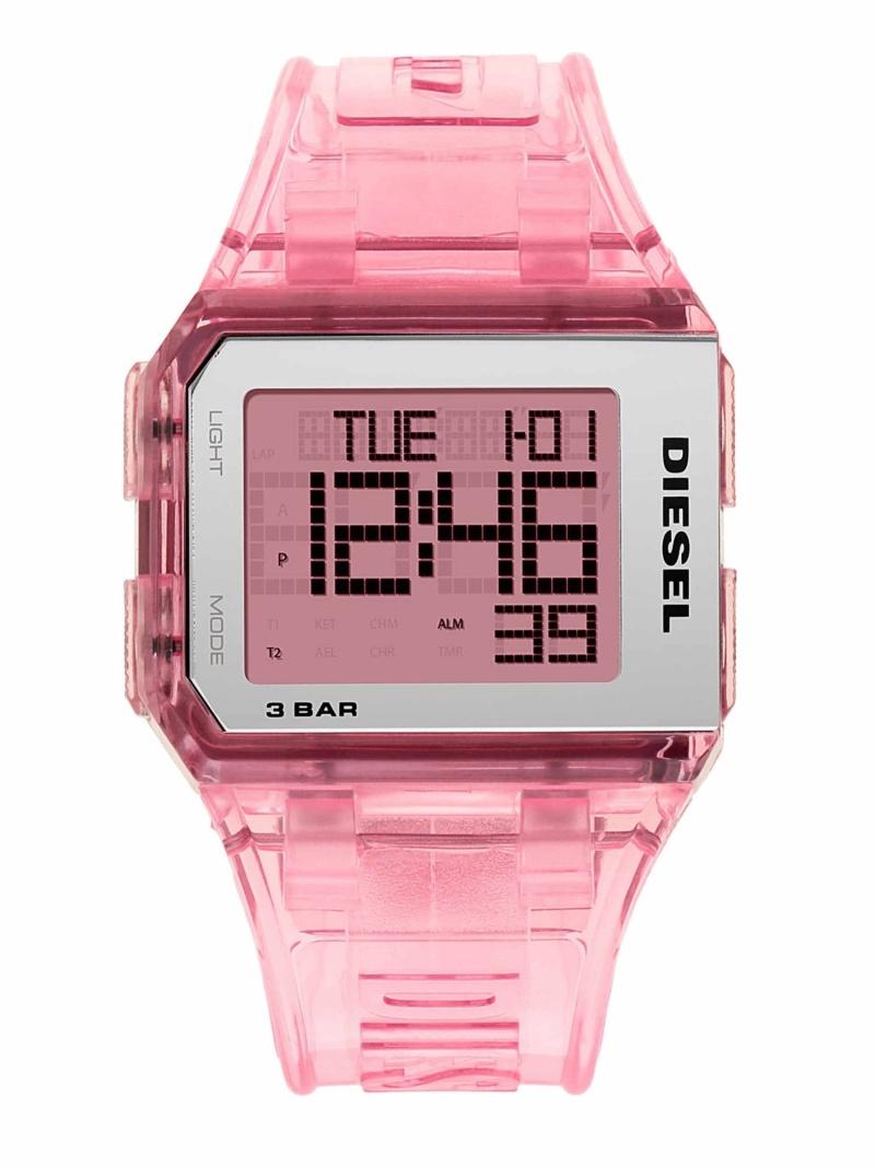 WSI WATCH DIESEL/(U)Chopped_DZ1920 ウォッチステーションインターナショナル ファッショングッズ 腕時計 ピンク【送料無料】