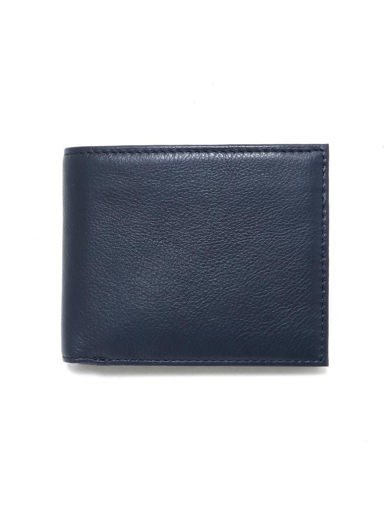 PRAIRIE GINZA ミラノ二つ折り札入れ(小銭入れ有り) プレリー 財布/小物【送料無料】
